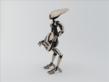 robot ptp202 model 3d 3ds max fbx obj 107529