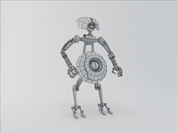 robot ptp202 model 3d 3ds max fbx obj 107531