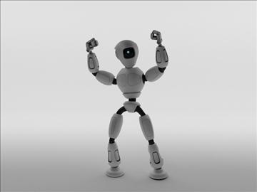 robot rm100 model 3d 3ds max obj 104623