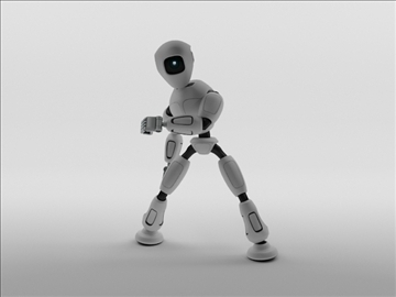 robot rm100 model 3d 3ds max obj 104624