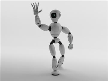 robot rm100 model 3d 3ds max obj 104625