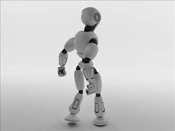 robot rm100 model 3d 3ds max obj 104627