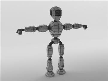 robot rm100 model 3d 3ds max obj 104629