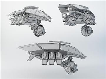 robots sxz200 3d modelis 3ds max fbx obj 108615