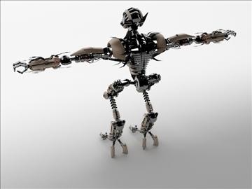 robot tr2102 3d model 3ds max fbx c4d obj 104954
