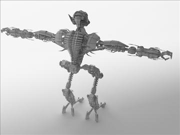 robot tr2102 3d model 3ds max fbx c4d obj 104956