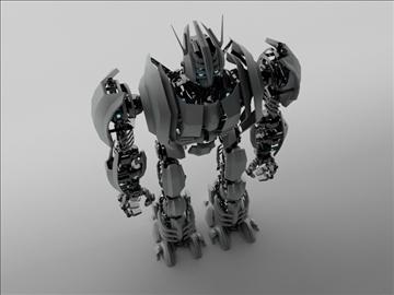 robot zeg3000 3d model 3ds max fbx c4d obj 104824