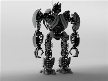 robot zeg3000 3d model 3ds max fbx c4d obj 104826