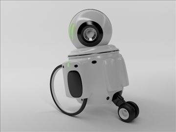 robot zi100 3d model 3ds max obj 103817