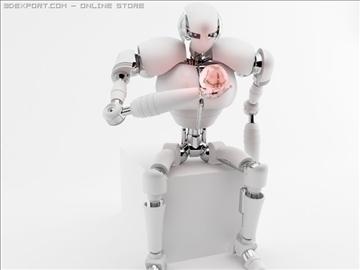 robotz300 model 3d 3ds max c4d 88421
