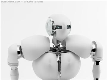 robotz300 model 3d 3ds max c4d 88422
