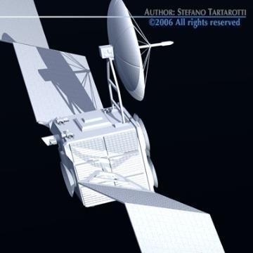 Satellite ( 41.27KB jpg by tartino )