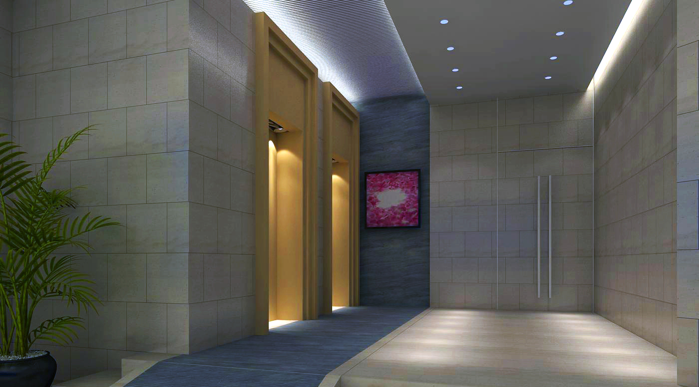 elevator space 001 3d model max 120169