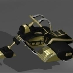 Hover Bike ( 34.41KB jpg by epicsoftware )