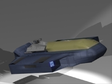 interceptor 3d líkan 3ds 81171