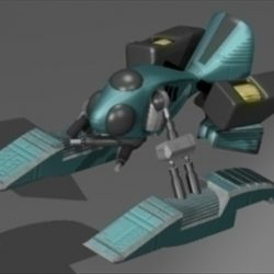Scout ship ( 40.95KB jpg by epicsoftware )