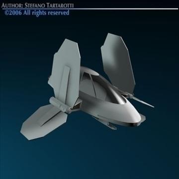 Small Spaceship ( 43.94KB jpg by tartino )