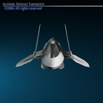 Small Spaceship ( 41.4KB jpg by tartino )