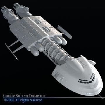 Spaceship2 ( 39.95KB jpg by tartino )