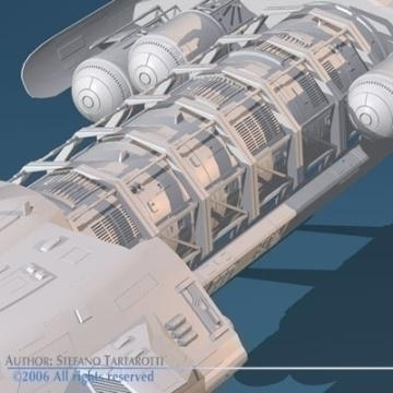 Spaceship2 ( 65.27KB jpg by tartino )