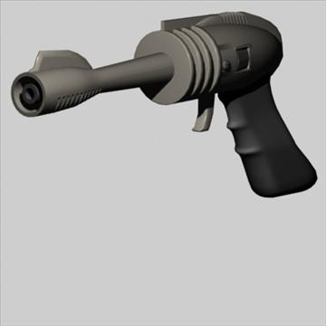 blasters x 5 3d model 3ds 95855