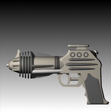 blasters x 5 3d model 3ds 95859