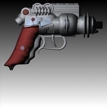 blasters x 5 3d model 3ds 95862