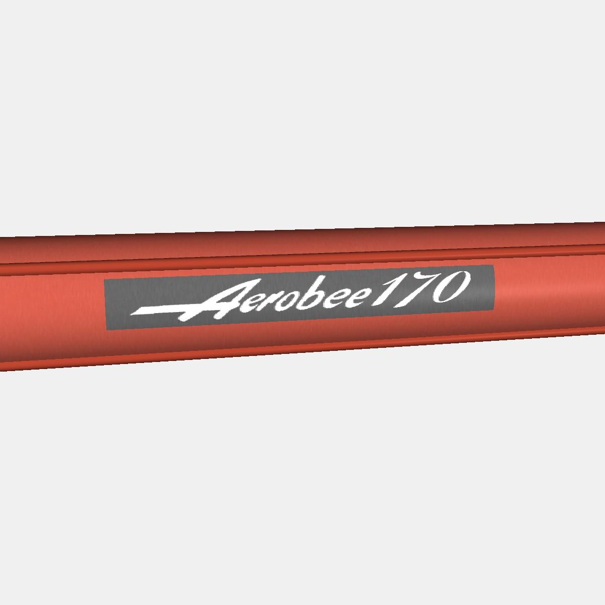 aerobee 170 rocket 3d model 3ds dxf fbx blend cob dae x  obj 166039
