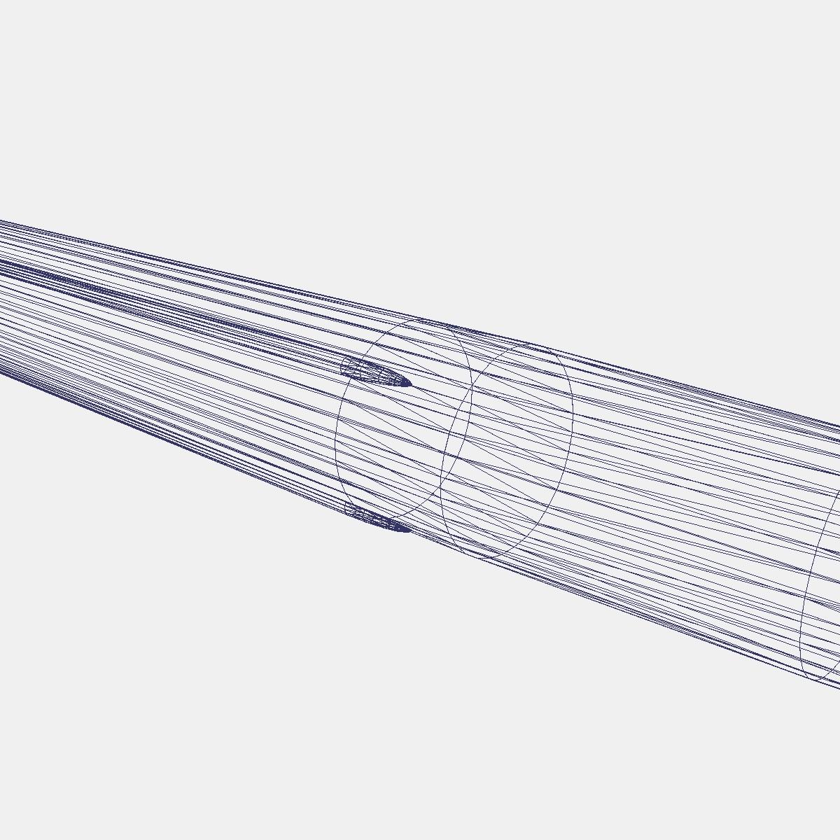 aerobee 170 rocket 3d model 3ds dxf fbx blend cob dae x  obj 166050