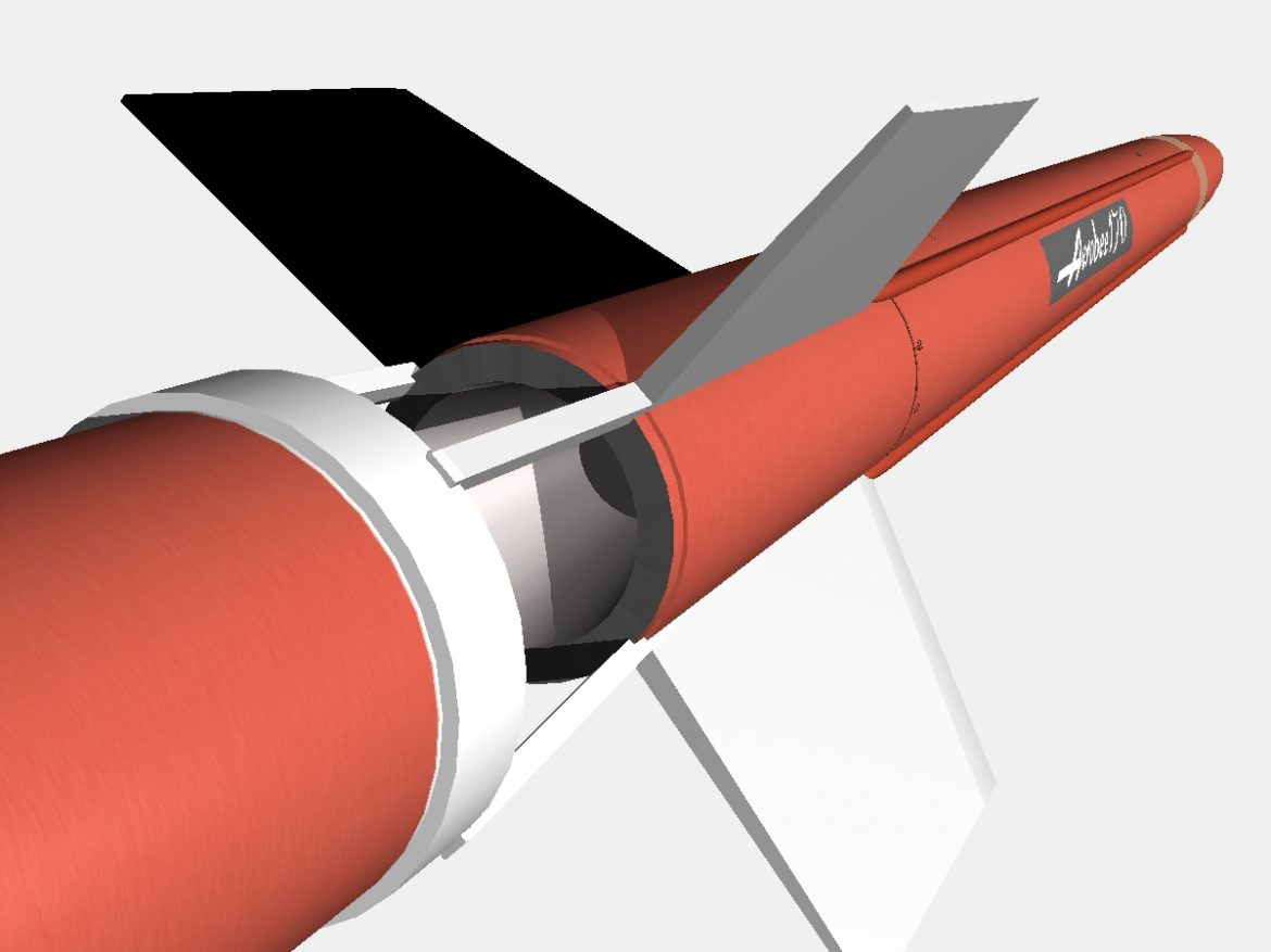 Aerobee 170 Rocket ( 284.17KB jpg by VisualMotion )
