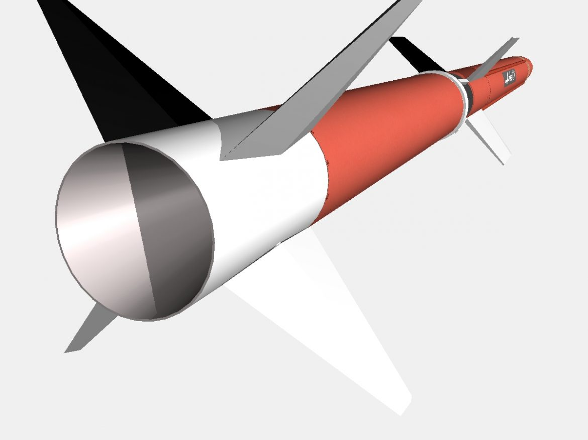 Aerobee 170 Rocket ( 166.8KB jpg by VisualMotion )