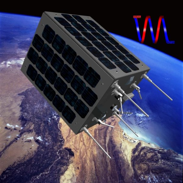 iranian satellite zafar 3d model 3ds dxf cob x obj 158230