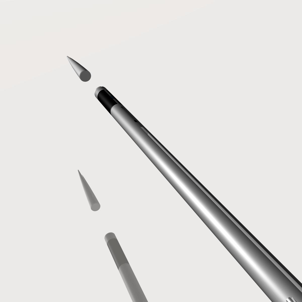 ni roced hopi dart 3d model 3ds dxf cob x obj 152649