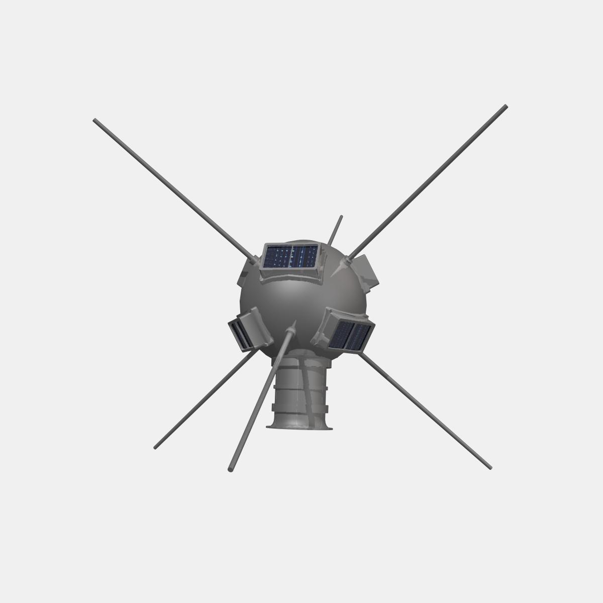 vanguard i satellite 3d model 3ds dxf fbx blend cob dae x obj 163929