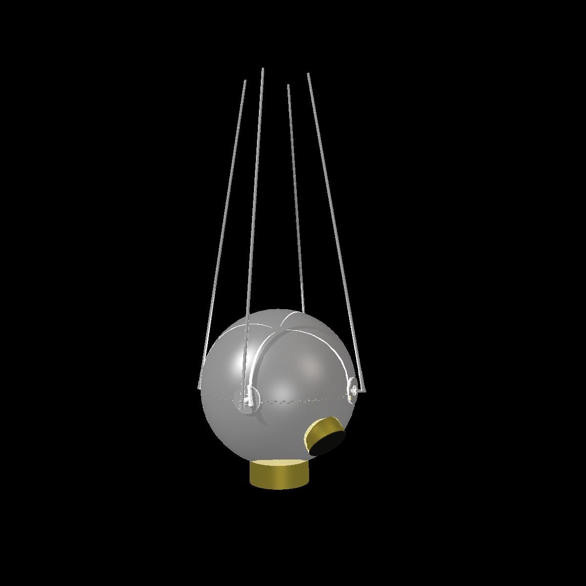 avangard ii satelit 3d model 3ds dxf fbx mješavina cob dae x obj 163942