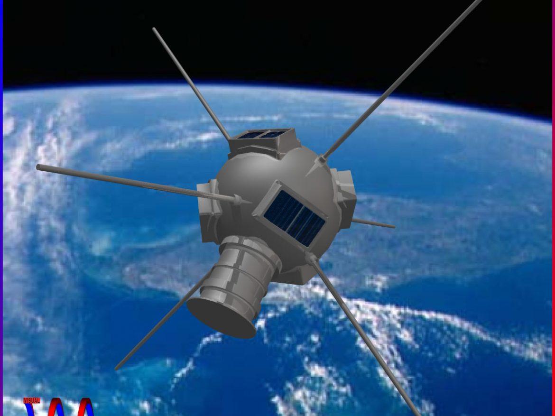 Vanguard I Satellite ( 169.53KB jpg by VisualMotion )