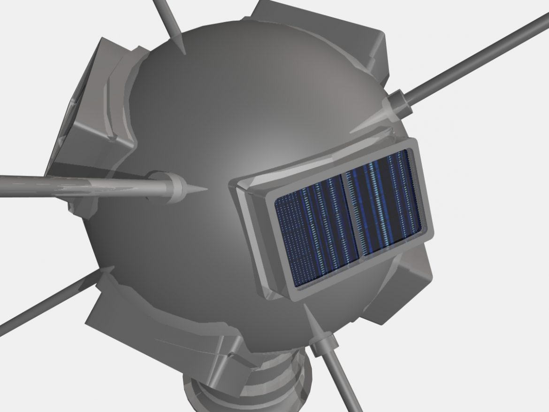 Vanguard I Satellite ( 249.74KB jpg by VisualMotion )