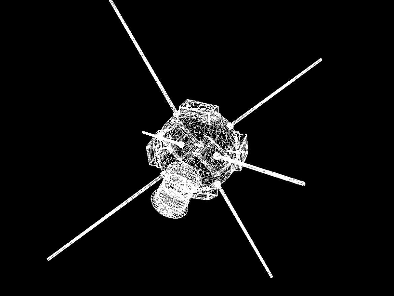 Vanguard I Satellite ( 200.98KB jpg by VisualMotion )