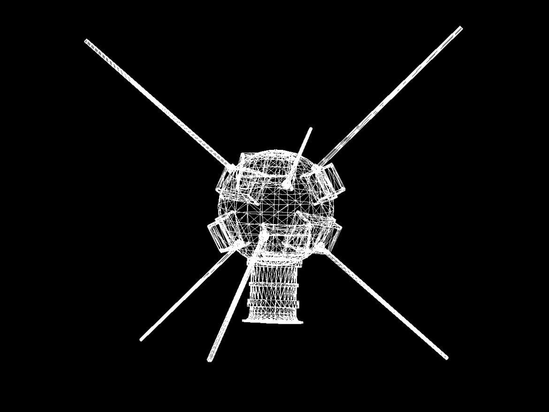 Vanguard I Satellite ( 197.81KB jpg by VisualMotion )
