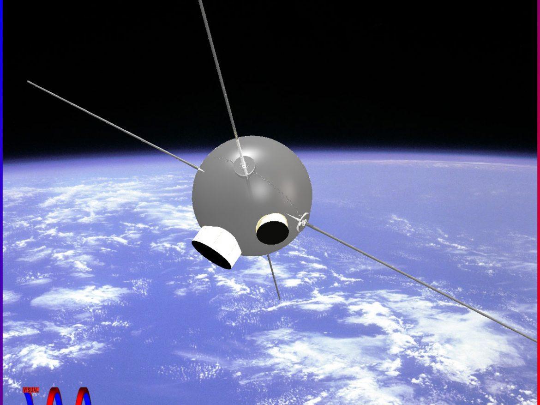 Vanguard II Satellite ( 243.58KB jpg by VisualMotion )