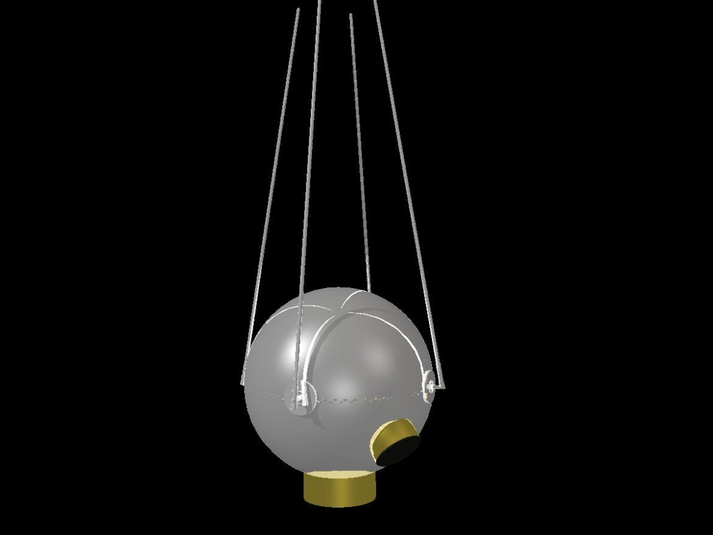 Vanguard II Satellite ( 102.79KB jpg by VisualMotion )