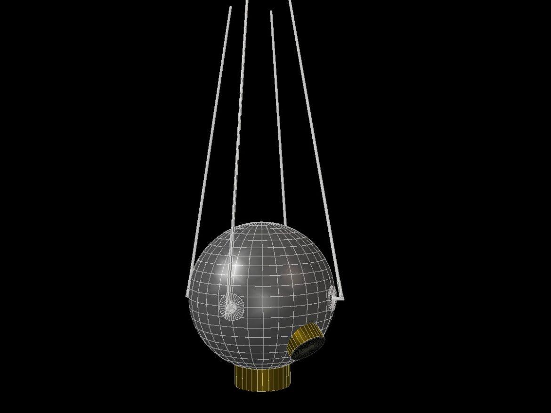 Vanguard II Satellite ( 67.79KB jpg by VisualMotion )