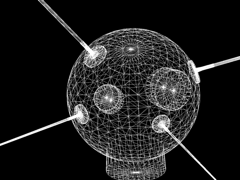 Vanguard II Satellite ( 674.53KB jpg by VisualMotion )