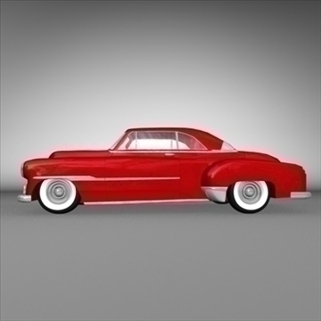 1951 custom chevy deluxe.zip 3d model 3ds dxf fbx c4d x obj 91473