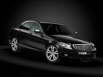 2008 mercedes model 3d benz c kelas max 99201