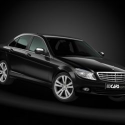 2008 Mercedes Benz C Class ( 41.91KB jpg by ArchCars )