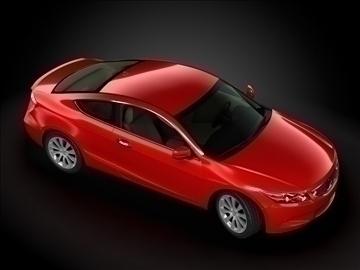2009 honda accord 3d model max 99166