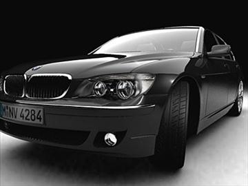 bmw 7-series 2005 3d model 3ds lwo ma mb obj 85906