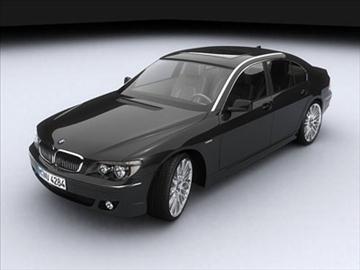bmw 7-series 2005 3d model 3ds lwo ma mb obj 85910