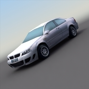 bmw e60 tuned 3d model 3ds max fbx lwo ma mb hrc xsi obj 99521